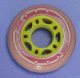 스쿠터 바퀴를 위한 폴리우레탄 주조기