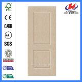 Piel moldeada madera interior de China/exterior decorativa de la puerta (JHK-S01)