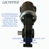 motor de redução Pedestrian elétrico da engrenagem de sem-fim do caminhão de pálete de 12V 24V 300W