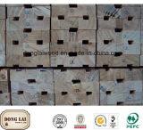 材木の固体木のドアのWindowsの鋳造物