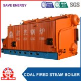 Sgs-Qualitätsbescheinigung-Kohle abgefeuerter Feuer-Gefäß-Dampfkessel