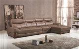 Elegantes Möbel-Büro-Luxuxleder gepolstertes Schnittsofa