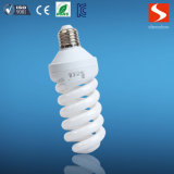 lâmpada fluorescente compata cheia da espiral 45W de 12mm