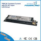excitador constante do diodo emissor de luz da UE da corrente de 76W 2.0A com aprovaçã0 do TUV