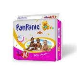 Type remplaçable de couche-culotte infantile avec le bon duvet Pulp&Sap