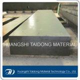 DIN1.2343/H11/SKD6型の鋼鉄平らな版の熱い造られた丸棒の鋼鉄