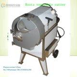 Slicer comercial Dicer da fruta e verdura do aço inoxidável, máquina de estaca do cubo do pepino