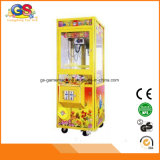 동전에 의하여 운영하는 아케이드 선물 게임 장난감 기중기 기계 장난감 클로