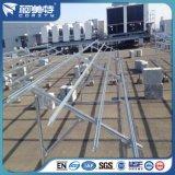Perfil de alumínio do fornecedor da fábrica de China para o frame de painel da potência solar