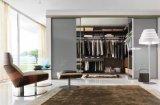 Wardrobes de madeira da laca da mobília do quarto feitos em China