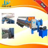 Presse à filtre à membrane pour résidus de plomb et de minerai de zinc