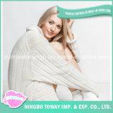 Fabrik-Großhandelsbaby der Hand stricken Alpaka Garn für Stricken Pullover