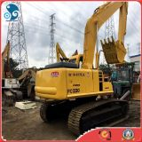excavatrice japonaise de 22ton Heavy_Eguipment 2008year_5800hrs Well_Test 178HP_Engine KOMATSU PC220-7 à vendre