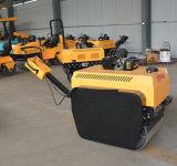 道路工事の機械装置の小さい1-3トンの道ローラーか小さい振動の道ローラー