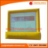 Schermo di film esterno personalizzato gonfiabile della proiezione di uso S1-008