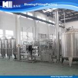 Compléter l'installation de mise en bouteille d'eau potable avec le système minéral de traitement des eaux