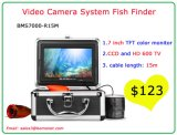 تحت مائيّ سمكة واجد آلة تصوير مع [15م] كبل & [هد] [600تف] خطوط