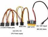 180W 12V Pico des Gleichstrom-ATX Schalter-P.S. Stromversorgung Autoselbstminiitx-ATX