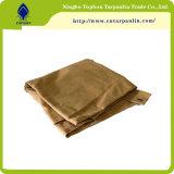 Polvere impermeabile resistente dell'alta rottura ad alta densità di Alito-Abilità della tela incatramata di tela di canapa resistente