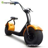 """広いタイヤが付いているAimos Hl 60V 1000W 18の""""安い電気スクーター"""