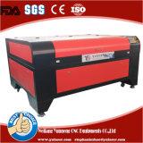 Máquina de la aguafuerte solos cortador del laser de la pista/laser del CO2 para el papel, la cartulina y la cartulina (LS1630)