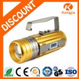 Piscamento Emergency da tocha Handheld do diodo emissor de luz da cor clara da lanterna elétrica 3