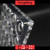 Несущая обломоков казина случая обломоков покера казина акриловая для круглых обломоков Ym-CZ01 40-42mm