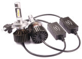 El coche del ventilador de la manera parte el faro del automóvil de H4 LED