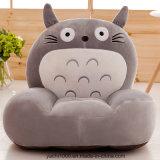 動物の整形柔らかい詰められた豆袋の不精なソファー