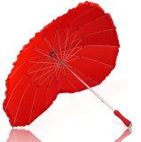 결혼 선물 심혼 모양 우산