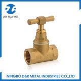 DR 3003 de StandaardSluitklep Van uitstekende kwaliteit van het Messing Voor Water