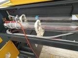 Cuero / Paño de CO2 de 100 W 1610 Máquina de corte por láser