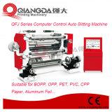 Máquina de control QFJ serie del ordenador automático que raja