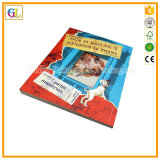 완벽한 바인딩으로 인쇄하는 주문 Softcover 책 오프셋
