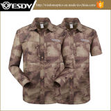 Esdy taktische Jagd-Sleeves Breathable Tarnung Schnell-Trockner abnehmbare Hemden