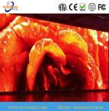 Waterdichte Openlucht VideoVertoning die het LEIDENE Scherm van SMD3535 P6 adverteren (P8, P10)