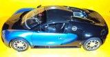 Vorbildliches Bugatti (Lizenz) Auto-Spielzeug der Kind-R/C