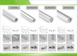 P/N 4222. 고품질 표면 또는 마운트 LED 알루미늄 단면도 밀어남 점화