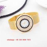 La montre des femmes à la mode gracieuses de quartz avec l'acier inoxydable Fs541