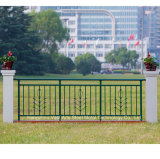 Haohan modificó el balcón decorativo 0 que cercaba con barandilla de la aleación para requisitos particulares de aluminio de la alta calidad