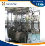 Máquina de enchimento do petróleo/linha engarrafadas eficientes elevadas da produção de petróleo