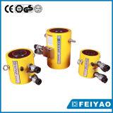 Tonnellaggio del cilindro dell'olio il grande solleva il doppio alto cilindro con il criccio sostituto di tonnellaggio