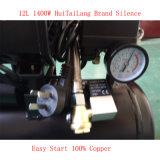 unidad dental portable sin aceite del compresor de aire del desfile de 1400W 12L con el compresor de aire