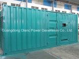 1000kVA 방음 콘테이너를 가진 전기 발전기 세트