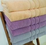 Широко используемое полотенце ванны Терри гостиницы
