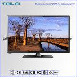 Gebruik 28 LEIDENE 1366X768 van de Duim HD VGA HDMI USB van het Hotel van het huis van TV binnen