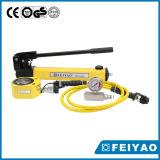 Cylindre hydraulique plat mécanique à simple effet de Jack de hauteur inférieure de Feiyao
