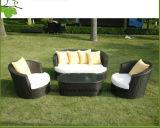 Mobilia di vimini del rattan del sofà di vendita di Stlye di svago esterno caldo della mobilia