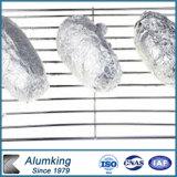 Papel de aluminio competitivo para el conjunto del alimento