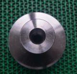 Peça feita à máquina do aço inoxidável para a maquinaria na elevada precisão